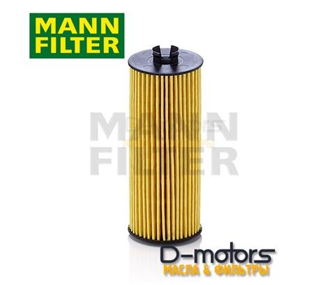 Фильтр масляный MANN HU6009Z