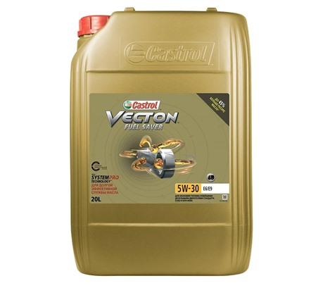 Castrol Vecton Fuel Saver 5W-30 E6/E9 (20 л.)