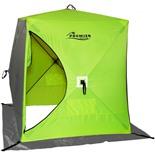 Зимняя палатка Куб Premier 1,8х1,8 (серый)