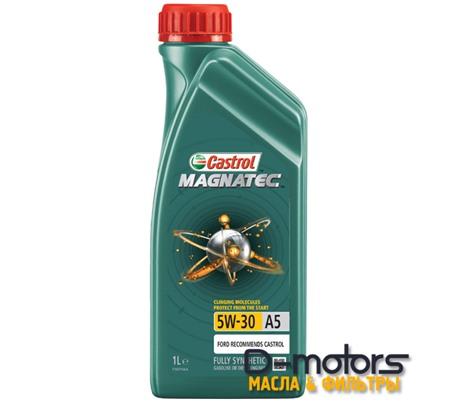 CASTROL MAGNATEC 5W-30 A5 (1л.)
