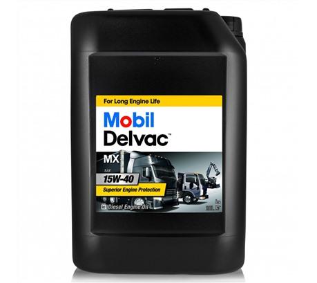 Mobil Delvac MX 15W-40, 20л