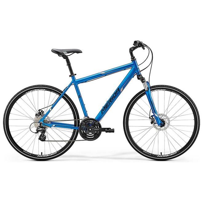 Велосипед Merida Crossway 15-MD 2018, интернет-магазин Sportcoast.ru
