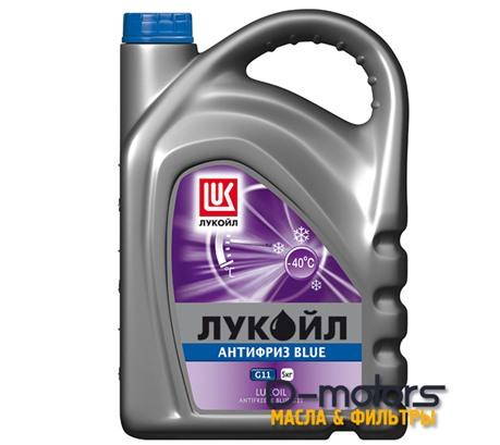 Охлаждающая жидкость Лукойл Антифриз G11 Blue (5кг.)