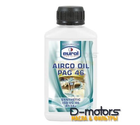 EUROL AIRCO OIL PAG 46 (250мл.)