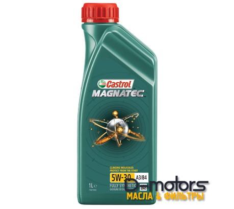 Моторное мало Castrol Magnatec 5w-30 A3/B4 (1л.)