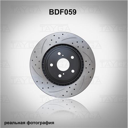 BDF059 - ПЕРЕДНИЕ