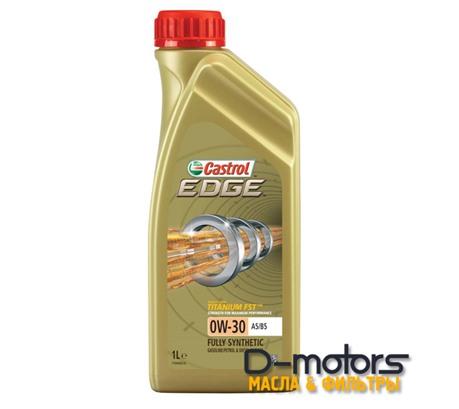 CASTROL EDGE 0W-30 A5/B5 (1л.)
