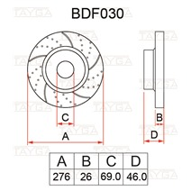 BDF030