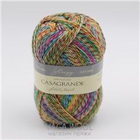 Пряжа Stripy Mouline цвет 554, 210м/50г, Casagrande