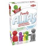 Игра настольная Tactic Alias Скажи иначе. Для всей семьи, компакт 53374