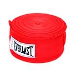 Бинт боксерский 4456RU, 4.55 м, красный