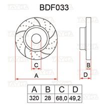 BDF033