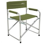 Кресло складное TREK PLANET Camper Alu 70631/70645 (серый)